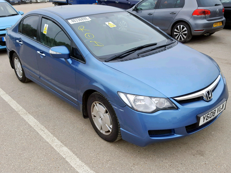 Z304, Honda Civic 2008, 1.3, бензин, АКПП