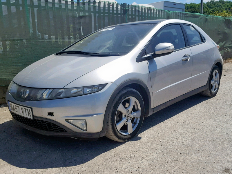 P292, Honda Civic 2007, 1.8, бензин, МКПП