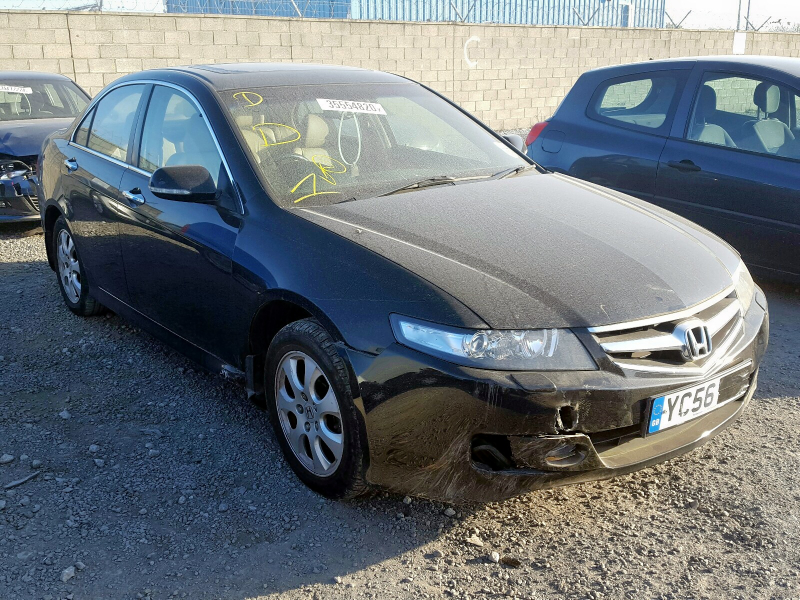 B476, Honda Accord 2006, 2.4, бензин, МКПП